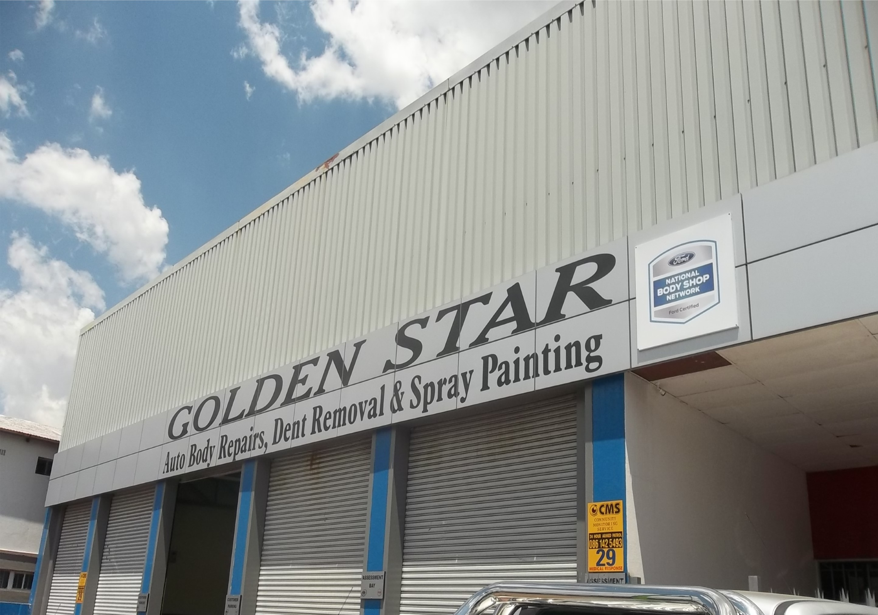 Golden Star Autobody