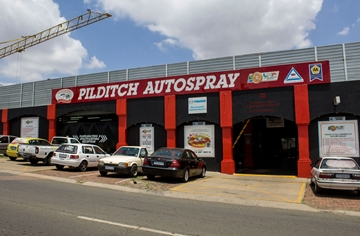 Pilditch Auto Spray