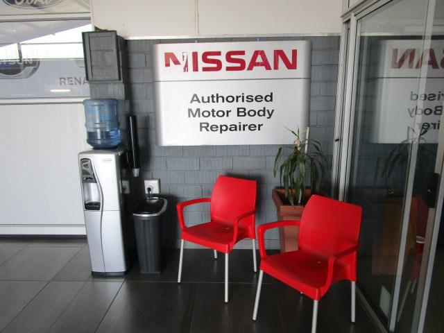 Nissan Approval