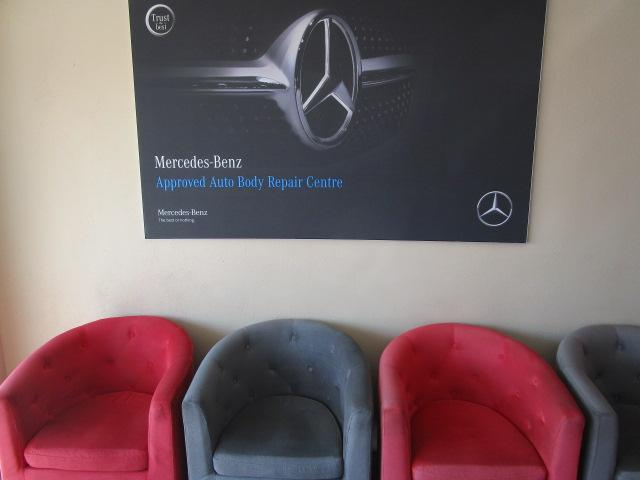 Mercedes-Benz Accredited Repairer
