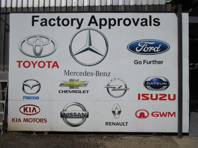 Factory Approvals