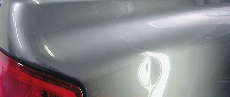 REPAIRING OF MINOR DENTS, SCRATCHES AND BUMPER SCUFFS