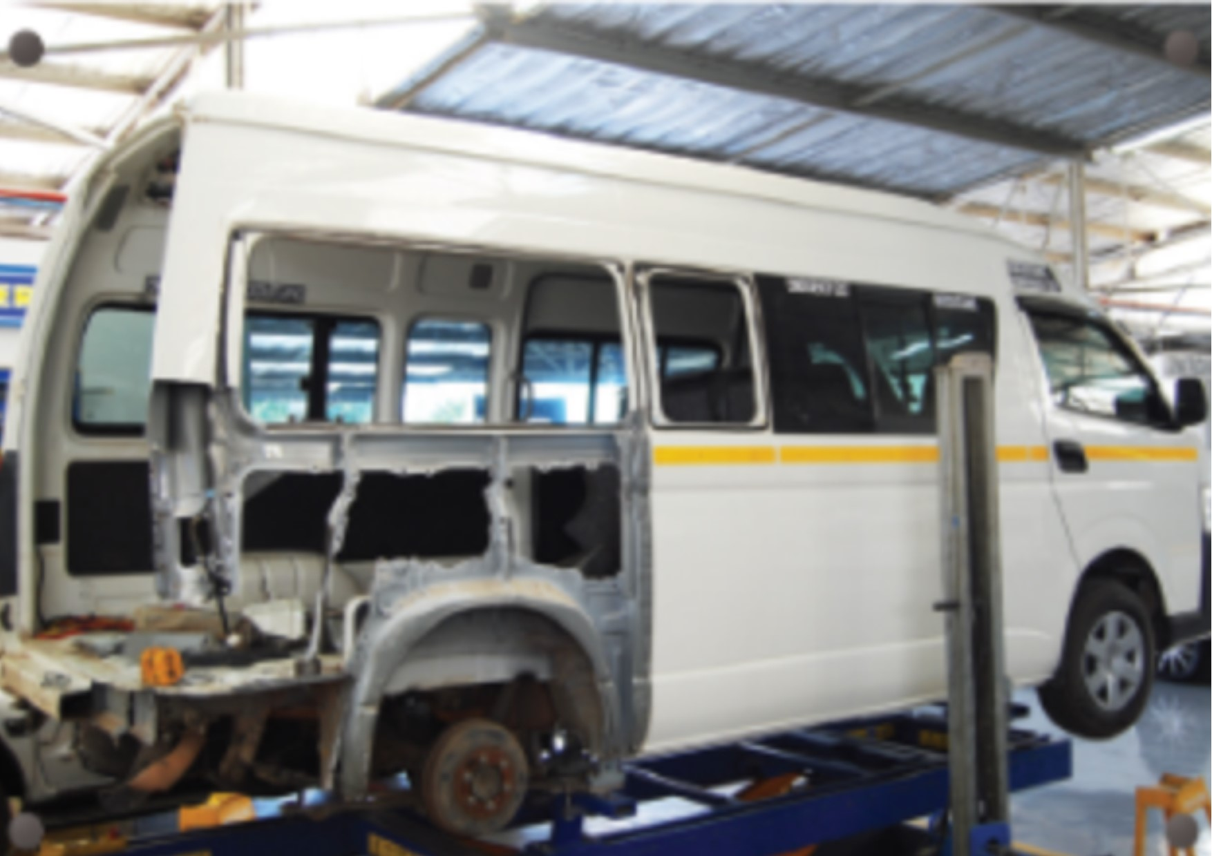 malelane Auto Body Workshop