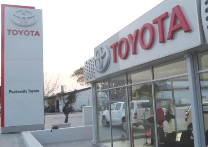 Toyota Approval