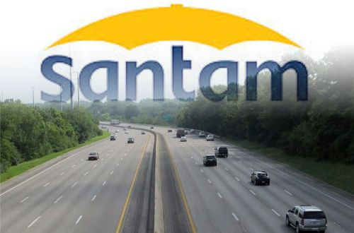Santam Drive In Centre Somerset West