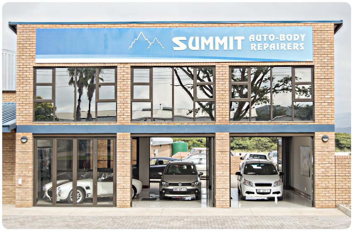 Summit Auto Body