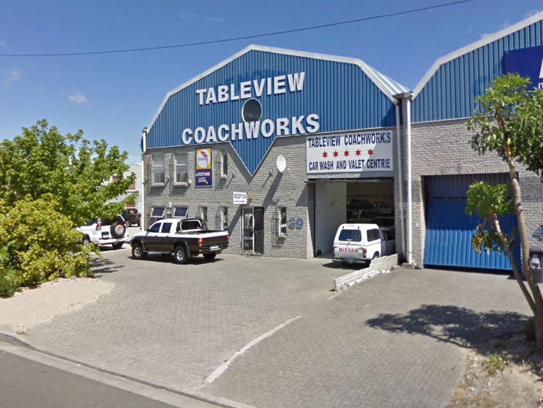 Tableview Coachworks Streetfront